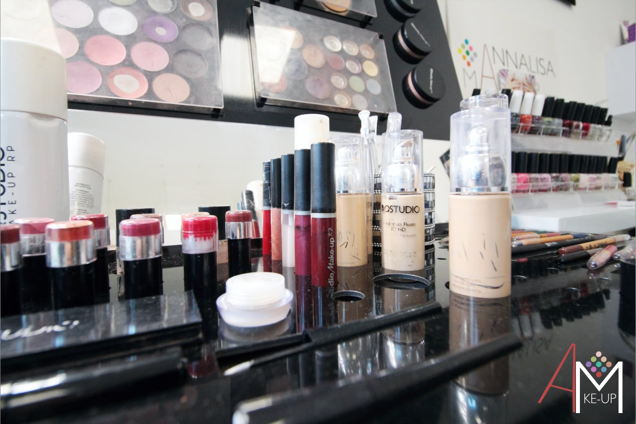 Lo studio di Annalisa Make-Up Artist